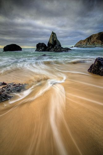 Gray Whale Cove By Konvolinka Photography Places To See Places To Visit Scenic
