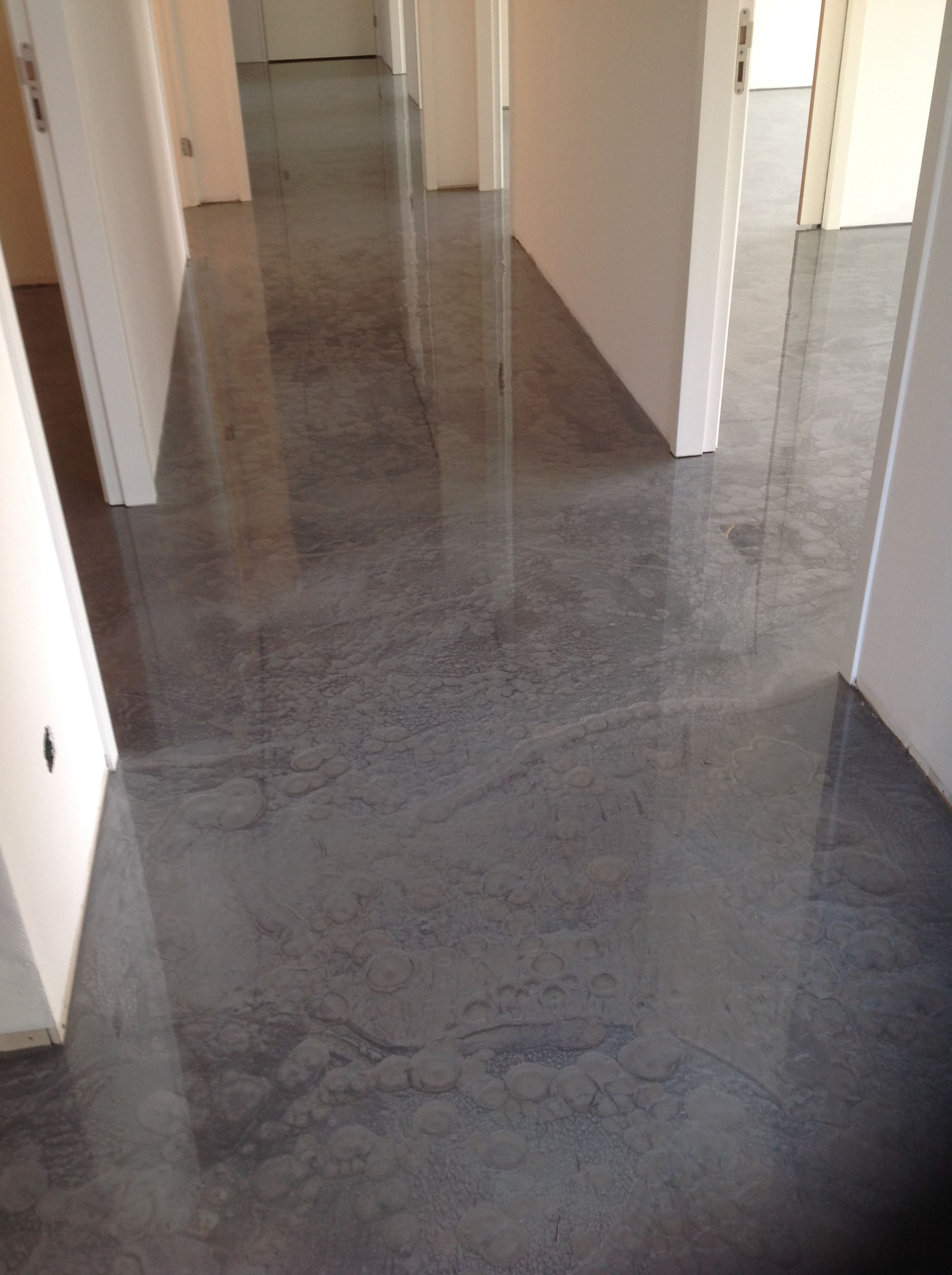 Metallic Resin Floors