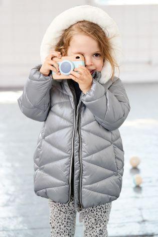 TheRang Fashion Kids Coat Boys Girls Thick Coat Padded Winter Jacket Clothes