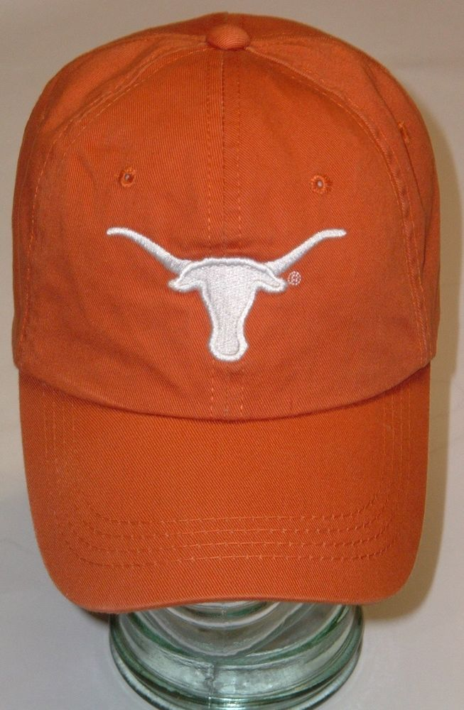 University of Texas Longhorns Baseball Cap One Size Fits All Adjustable  Preowned  Signatures  TexasLonghorns a791f3bc287