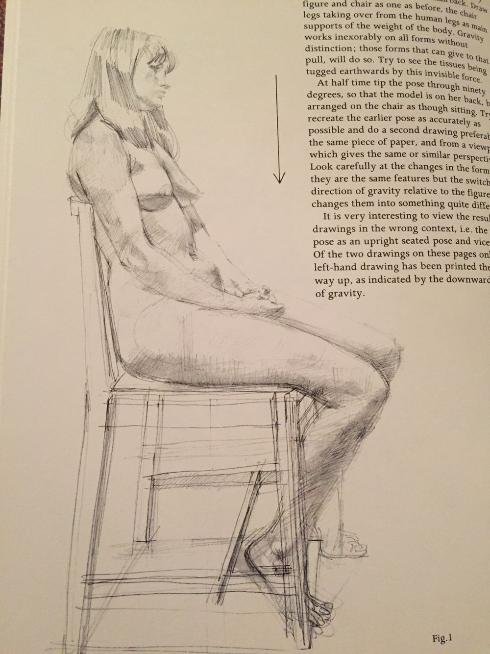 From John Raynes\' \'Figure Drawing and Anatomy for the Artist\' | Life ...