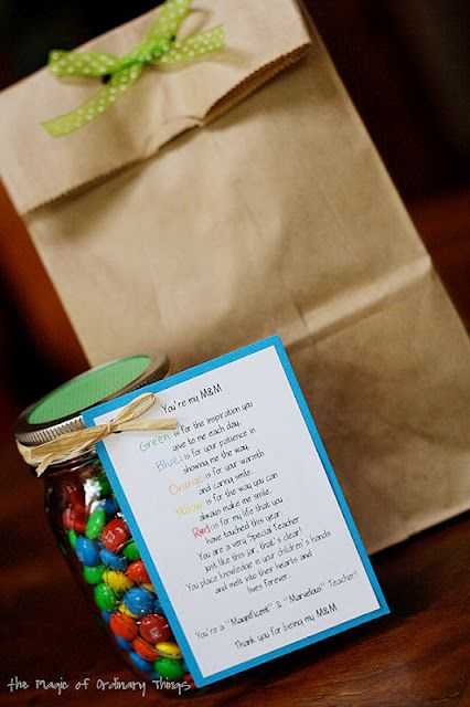 The Magic of Ordinary Things: A COLORFUL, CHOCOLATEY THANK YOU