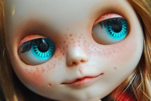 Oooak Custom Blythe doll by Wonderland Doll 43
