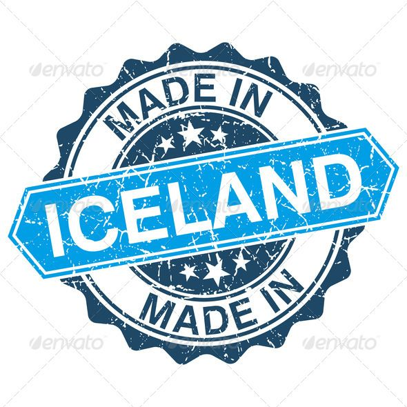 made in Iceland vintage stamp isolated on white background ...  badge, banner, blue, business, button, certificate, certified, crafted, crafts, create, design, element, factory, generate, grunge, grungy, iceland, illustration, insignia, isolated, label, made, manufacture, mark, marker, old, produce, product, retro, round, scratched, seal, sign, stamp, sticker, style, template, vintage, warranty