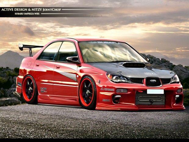 Subaru Impreza Wrx Wallpaper By Active Design Subaru