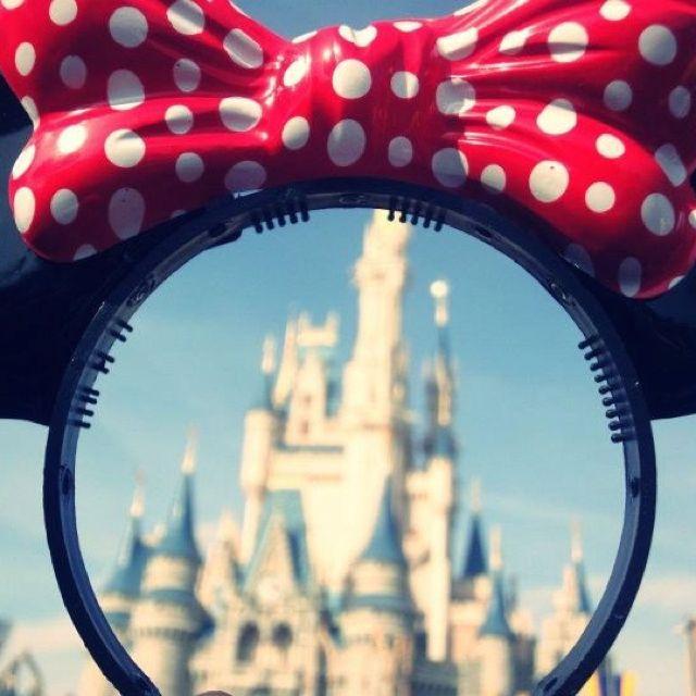 Disney World. Where dreams come true
