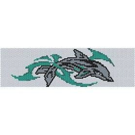 Dolphin Loom Beading Pattern For Cuff Bracelet Half Price Off