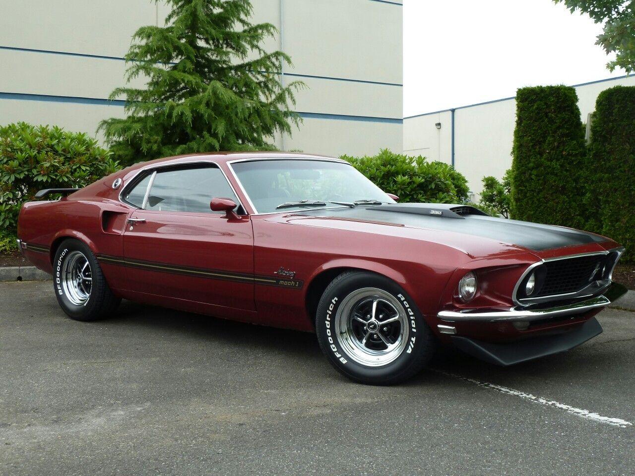 1969 Mustang Shelby Gt500 Eleanor
