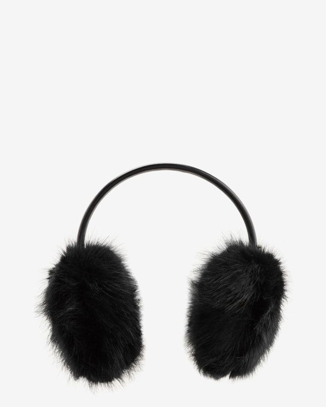 6d35f7c9 Faux fur ear muffs - Black | Hats | Ted Baker | Megan's Board in ...