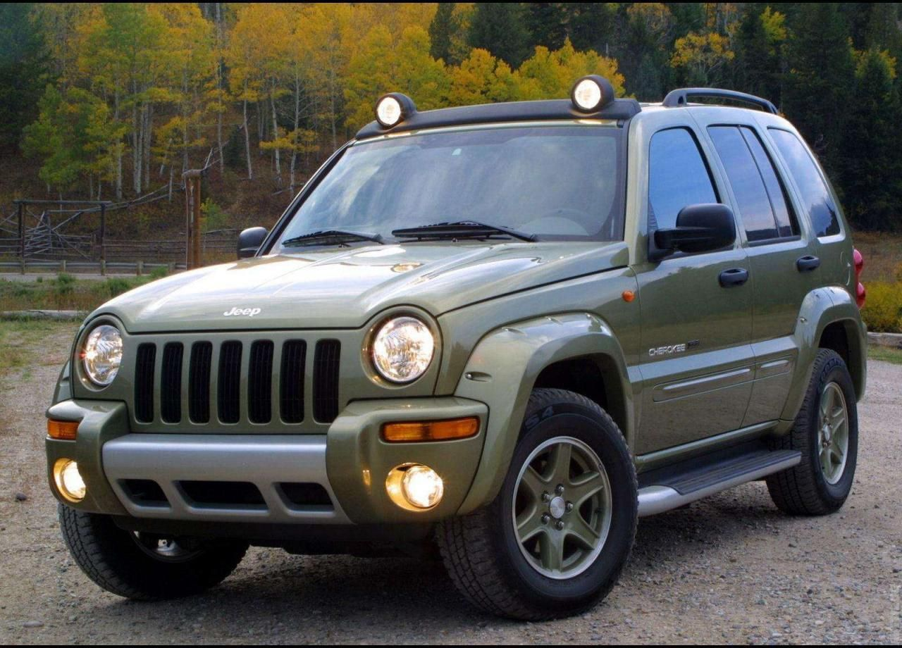 2003 Jeep Cherokee Renegade Vehiculos