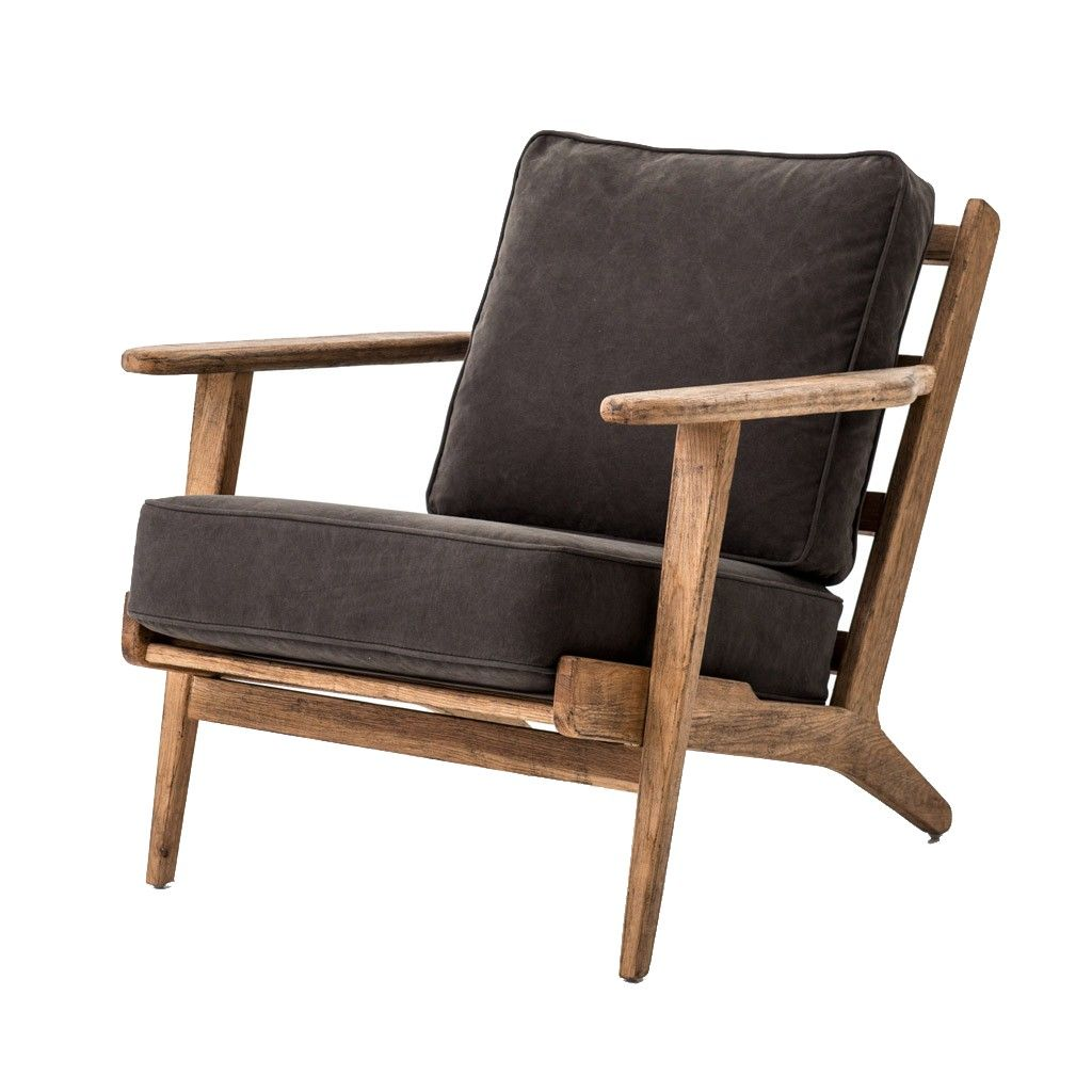 This Casual Masculine Griffin Accent Lounge Chair Was Made With