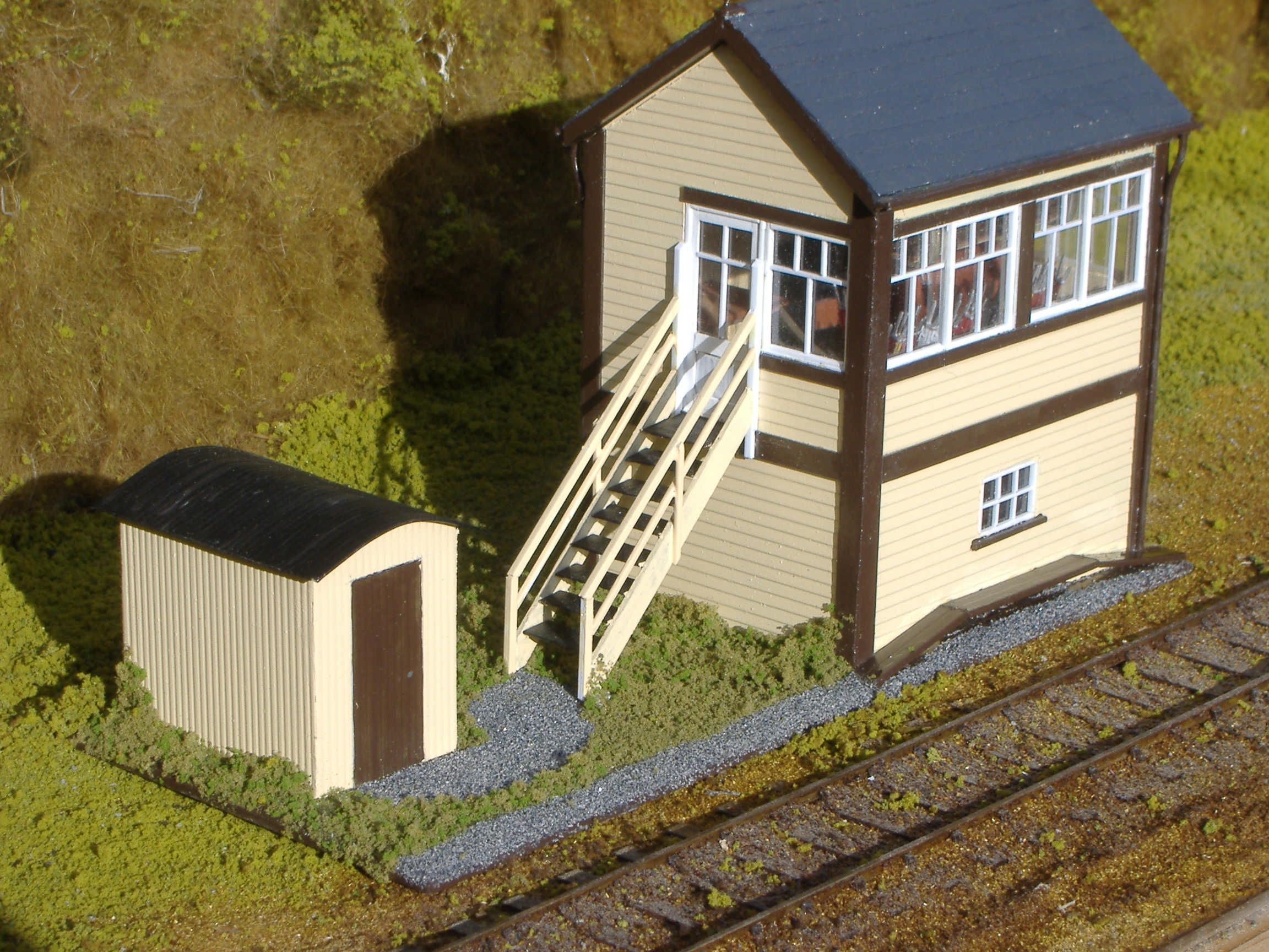 Model Railway Buildings