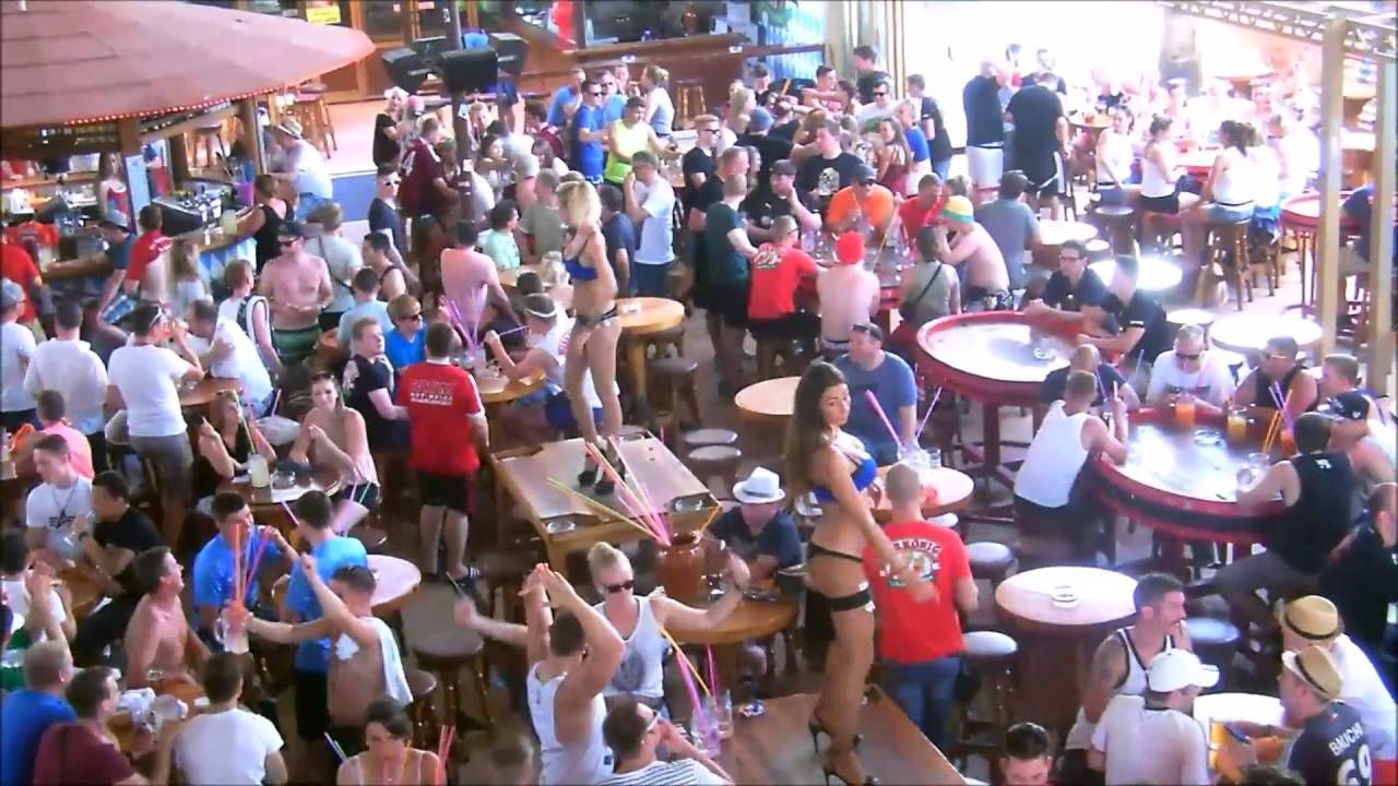 Gogo Dance Bierkonig Mallorca