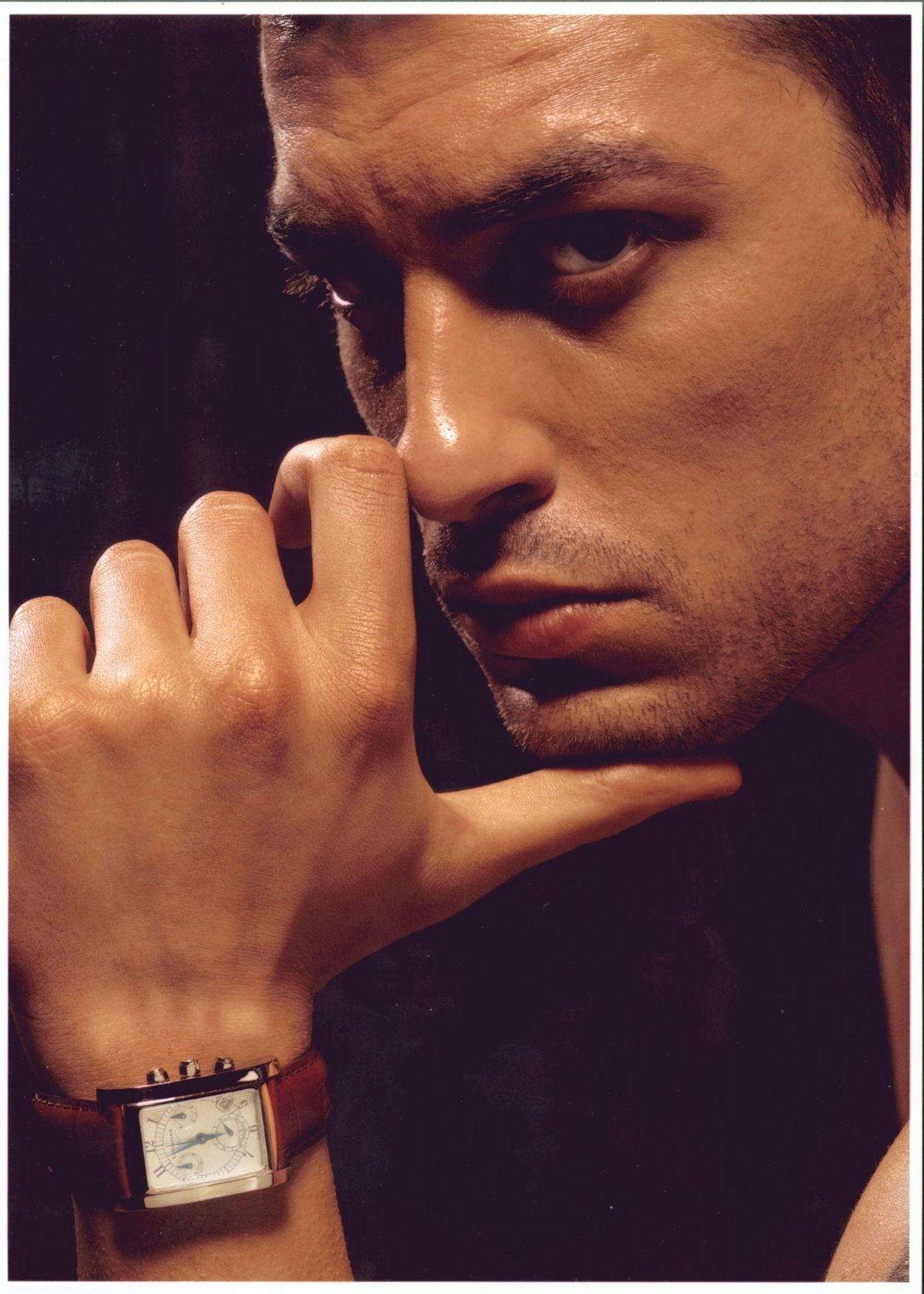 Playboy - 2004 - VladimirKaramazov | Portrait tattoo
