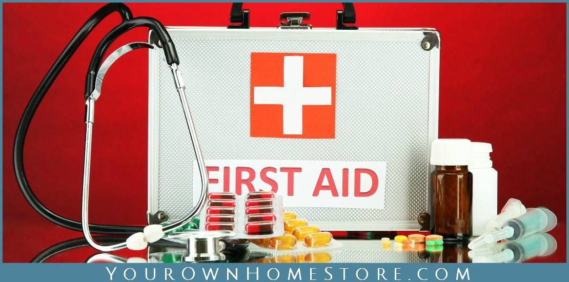 Use this RN approved first aid kit checklist to build your own first aid kit. Also Includes six mom-approved items our family will never be found without. #firstaid
