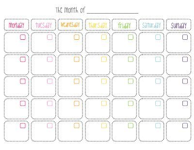 Pin by Ngọcc Trâm on Paper planner Pinterest Planners - workout calendar template
