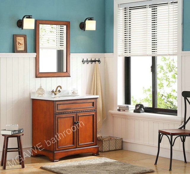 MGAWE Bathroom Professional Produce Good Quality Bathroom Vanity Cabinet ,  We Have Many Vanity Design,