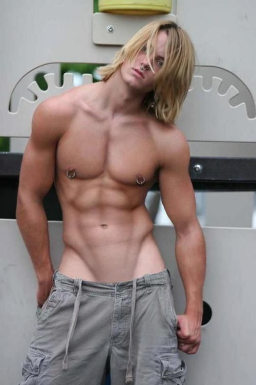 from Philip gay blond college boys
