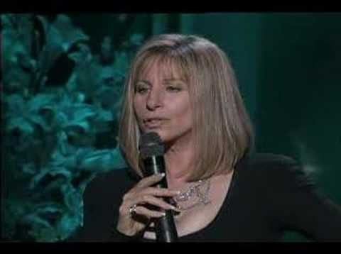 Barbra Streisand Evergreen Live Playlist From A Star Is