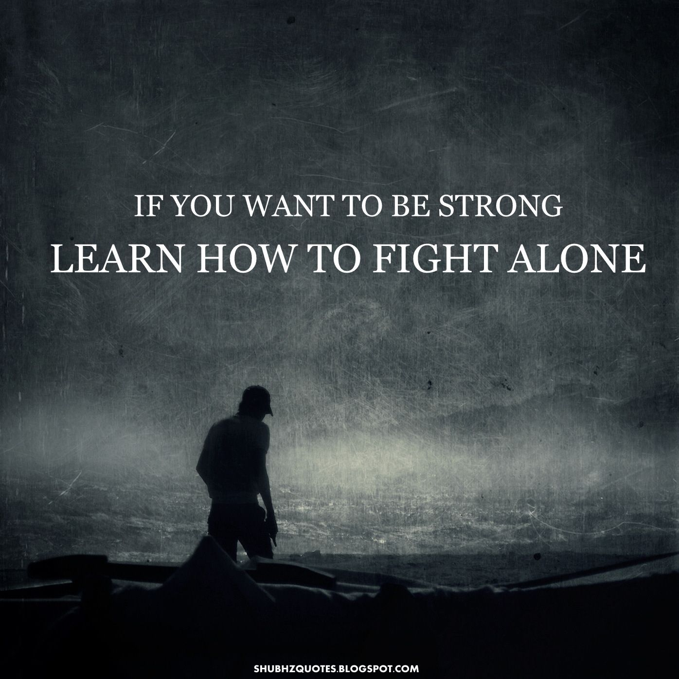 Quotes About Fighting: Fight For It Quotes
