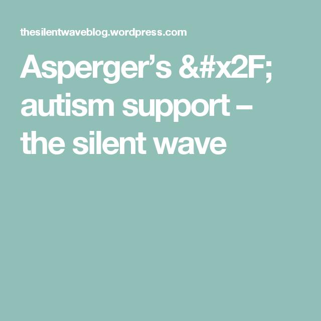 Adults autism aspergers