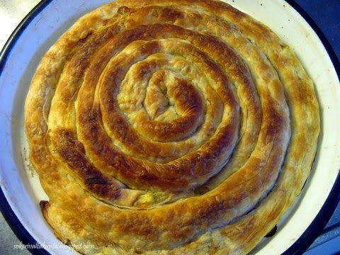 Sokerivaltakunta: Bosnian perunapiirakka