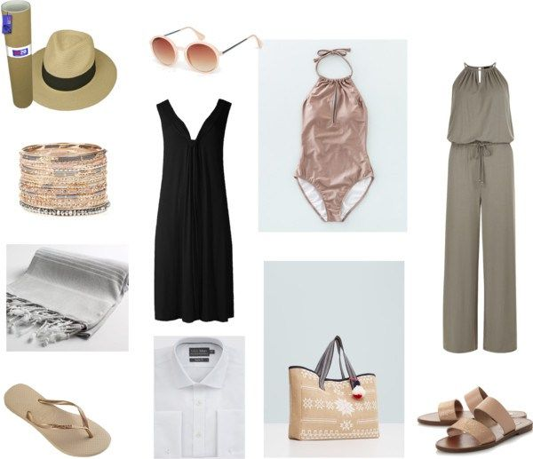 a8cae6d042f Women over 40 - what to pack for a hot beach holiday