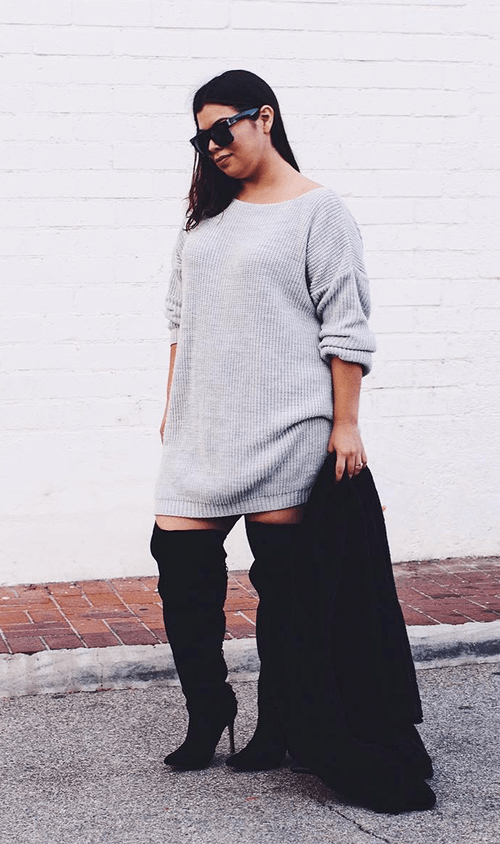 30 Fall Outfit Ideas for Plus Size Women - Plus Size Style Inspiration