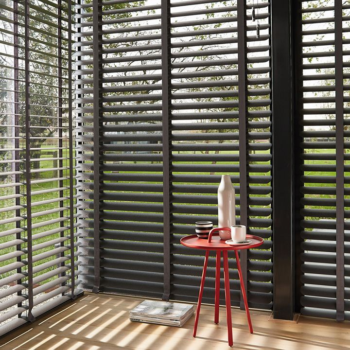 get inspired by luxflex window decoration venetian blinds 70 mm curtains drapery. Black Bedroom Furniture Sets. Home Design Ideas