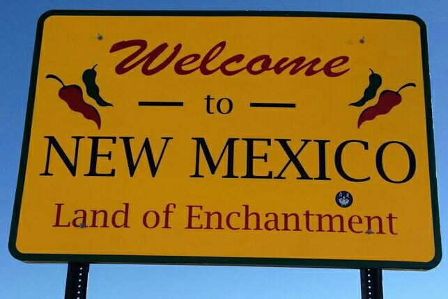Welcome to Beautiful New Mexico USA,  a true Land of Enchantment!