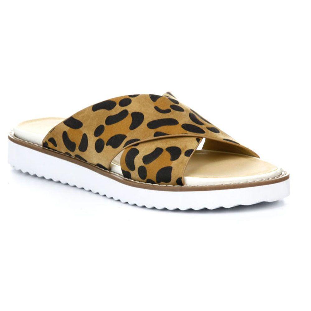 Cape Robbin Azul-BJ-04-CR Women's Slide Sandals