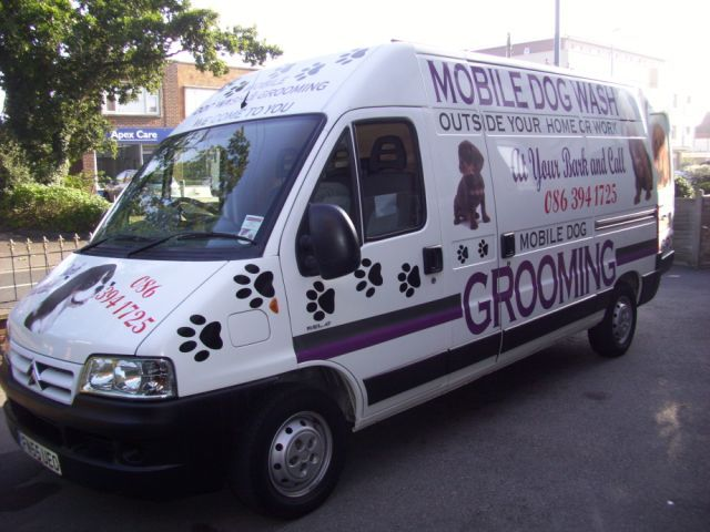 Mobile Dog Grooming Vans Start Your Own Business