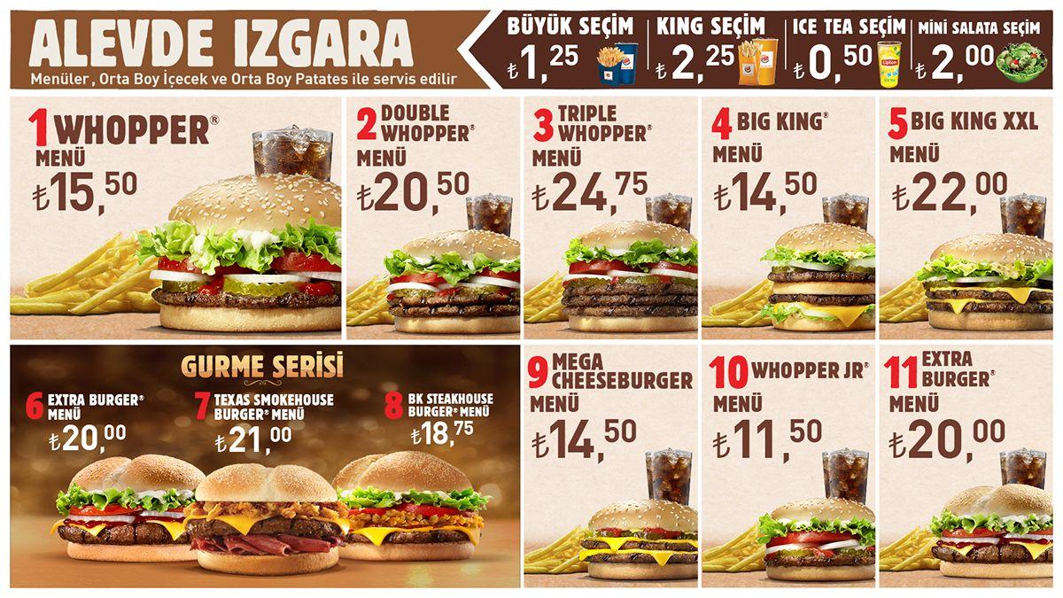 Troy's Burgers Bell Gardens Menu