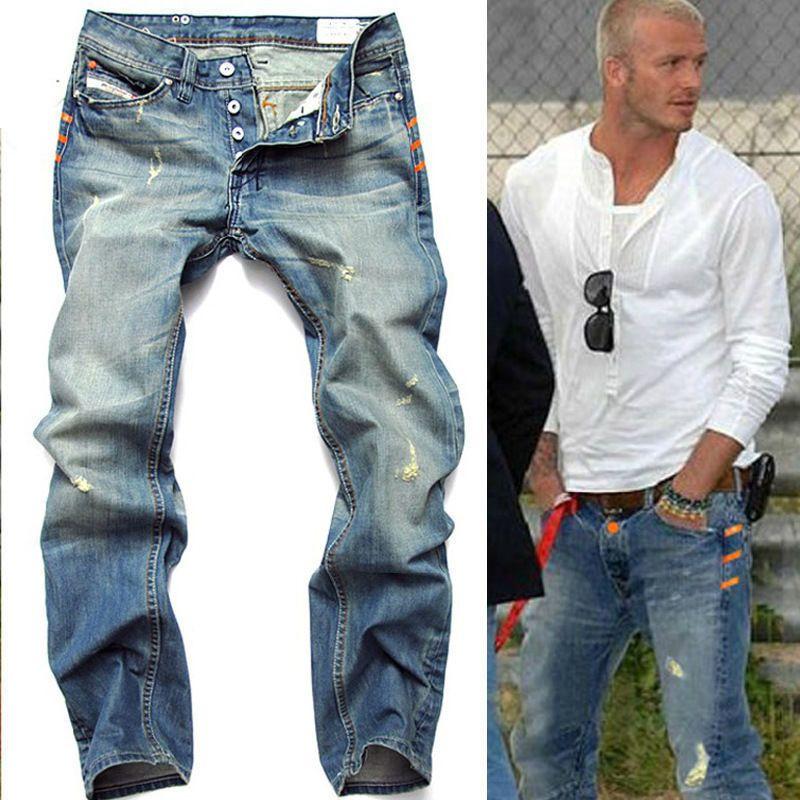 Denim Vintage 30 31 Pants 29 Herren Jeans Hose Destroyed 28 Skinny Y6gf7vby