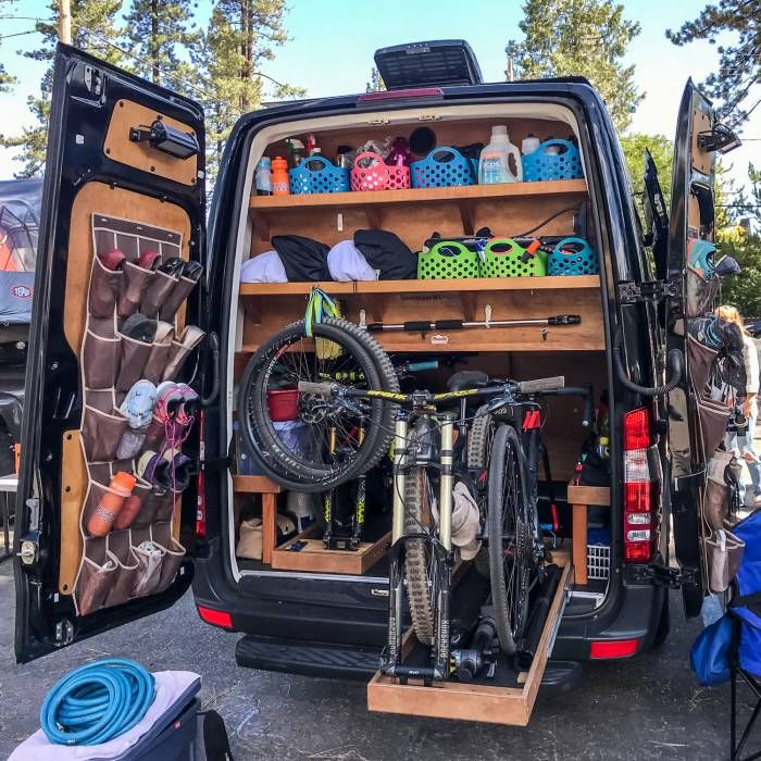 2018 Adventure Van Expo: Rowdy Builds for Life Off Road