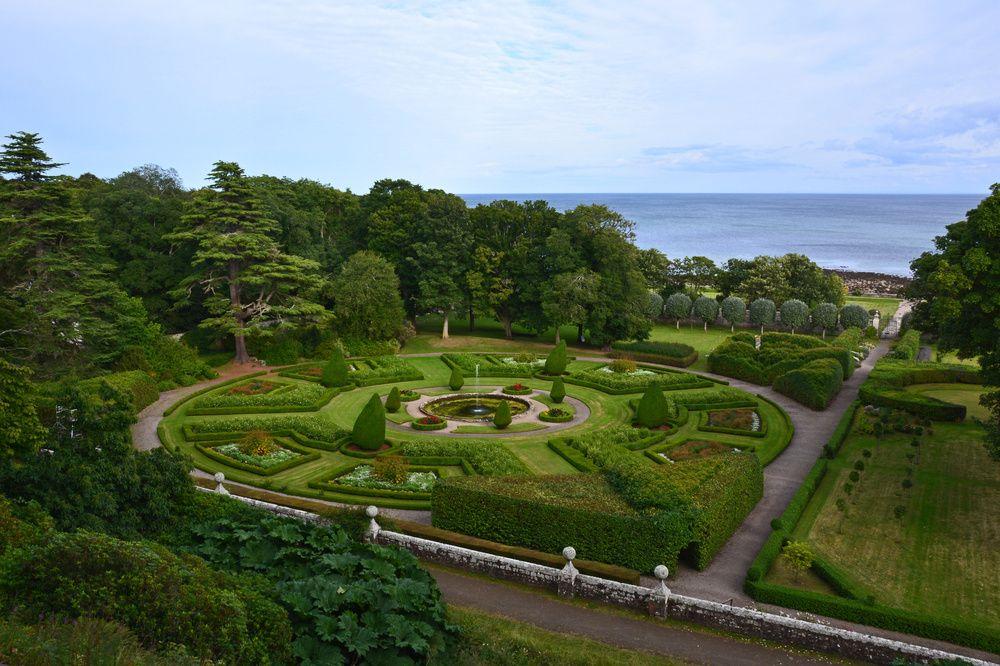 Die Garten Von Dunrobin Castle 02