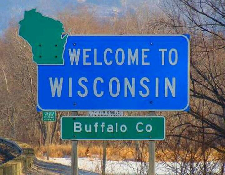 Pin by jacque brown on the usa wisconsin buffalo county
