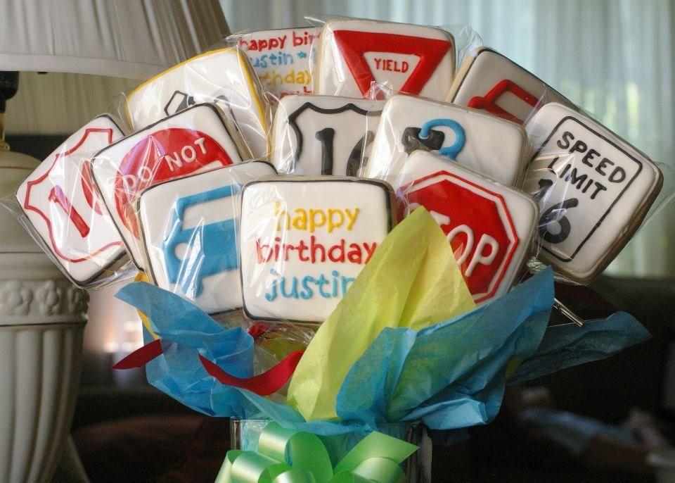 For A 16th Birthday Morgan Hyers Ideas For The Traffic Cones 16th Birthday Party Ideas Boy 16th Birthday Boys 16th Birthday