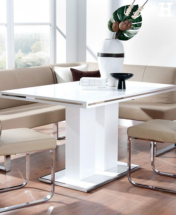 Uno Saulentisch Basti Gefunden Bei Mobel Hoffner Tisch Und Stuhle Wohn Esszimmer Wohnzimmer Stuhle