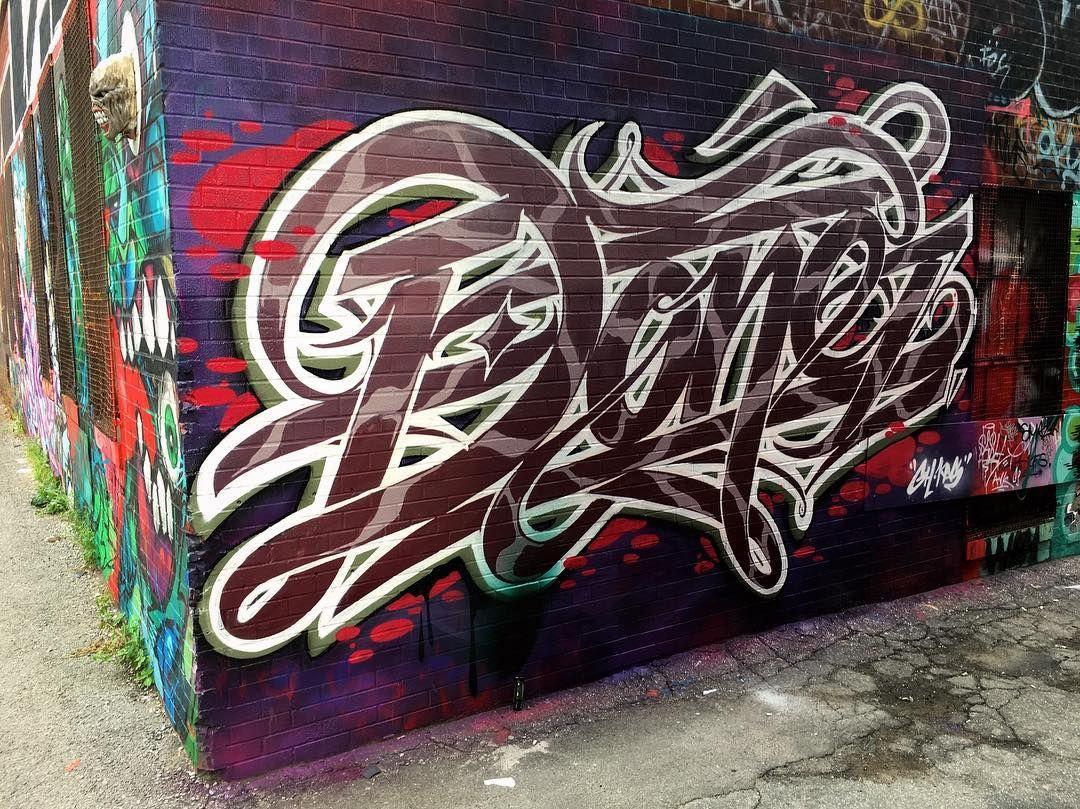 101 me gusta 1 comentarios cheech cheechandbong en instagram toronto graffiti