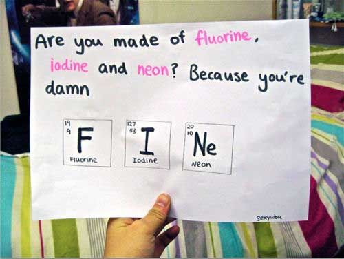 Cute nerd jokes google search nerdy pinterest nerd jokes and chemistry pickup lines urtaz Image collections