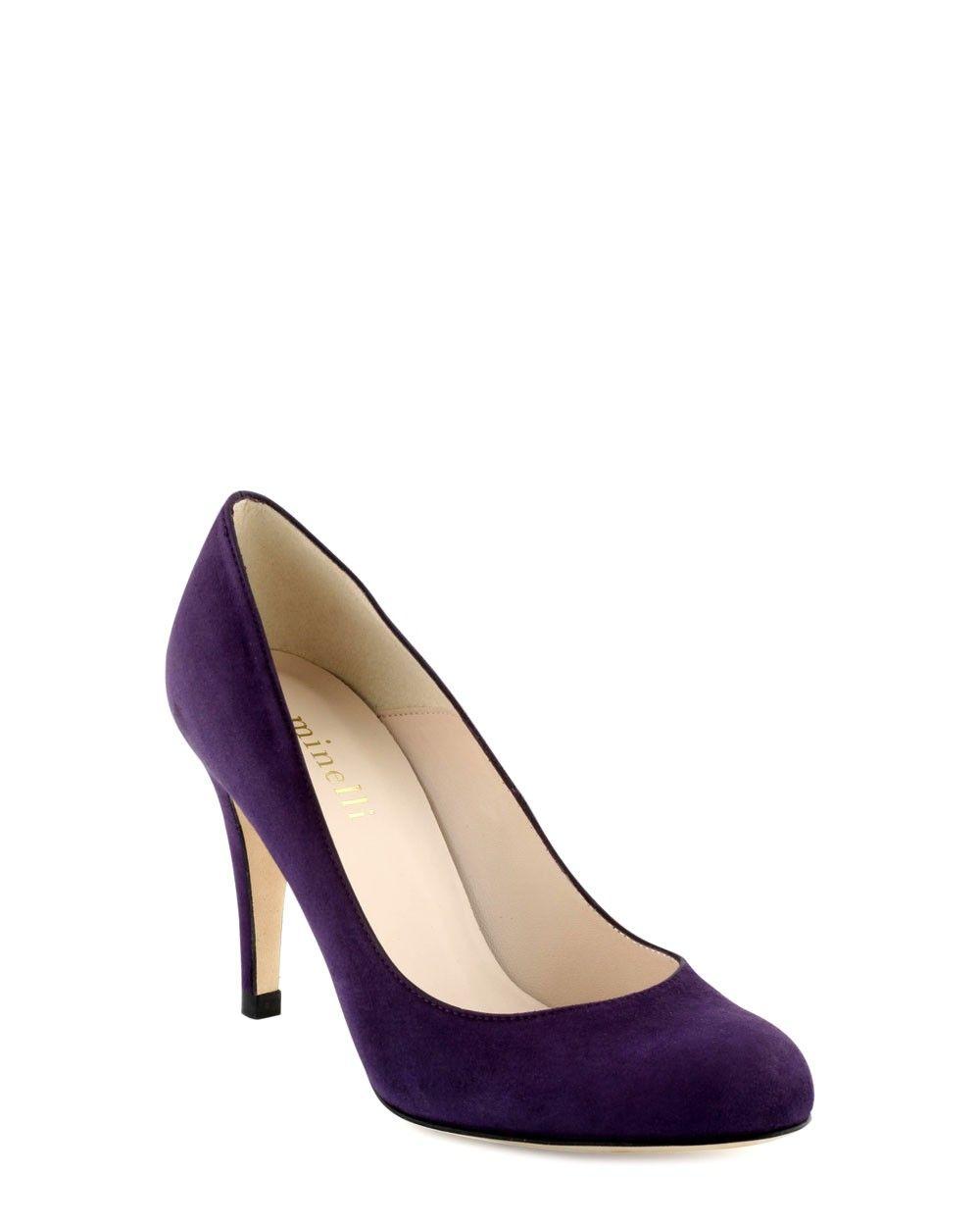 sélection premium fe084 e06e1 Echenial (Violet) - Minelli | Chaussures en 2019 | Minelli ...
