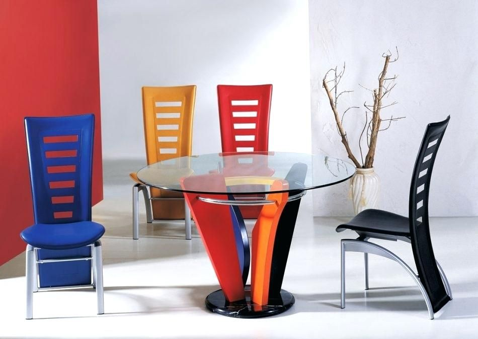 funky dining room furniture. Funky Dining Chairs Mesmerizing Upholstered Room  Astounding Funky Dining Room Furniture