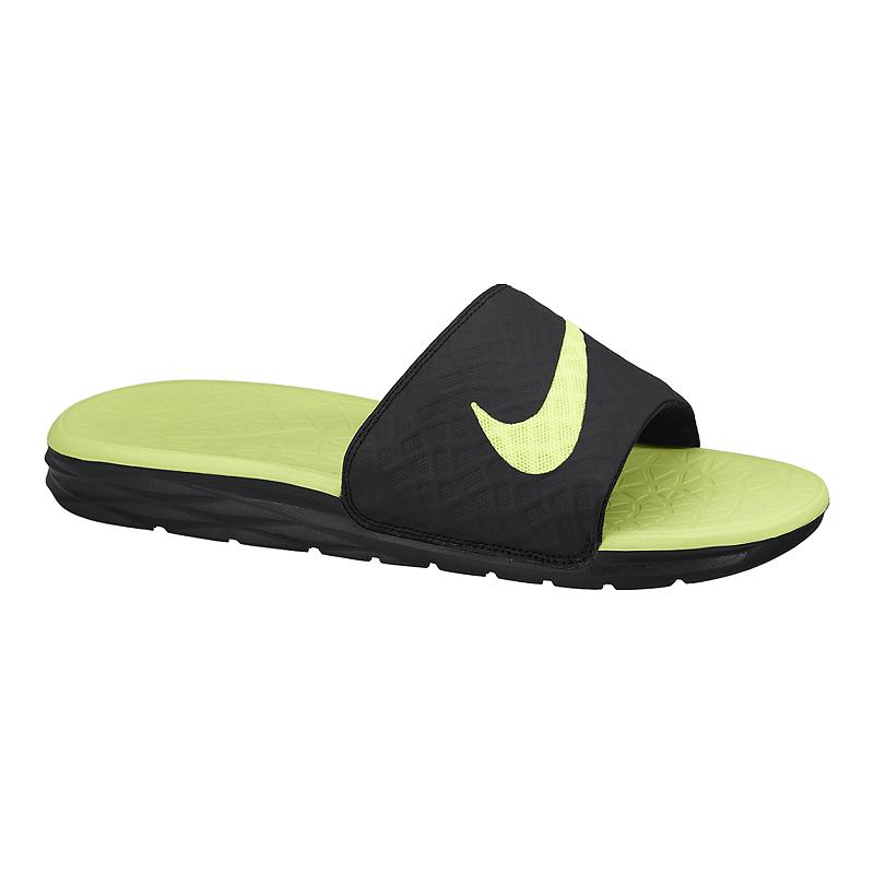 Nike Men's Benassi Solarsoft Slide 2 Flip Flops