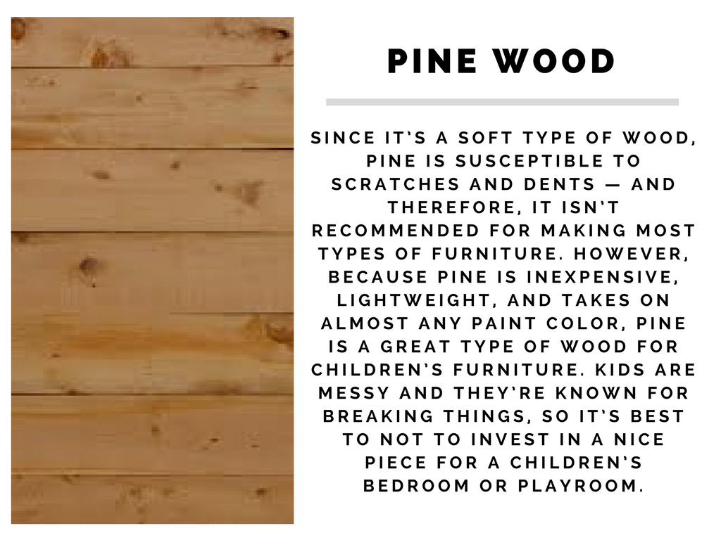 Sim Fern Blog The Best Types Of Wood For Furniture Making Construction Wood Woodworking Diy Home Improvement Types Of Wood Furniture Making Wood