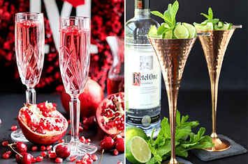 17 Festive Cocktails To Ring In The New Year With