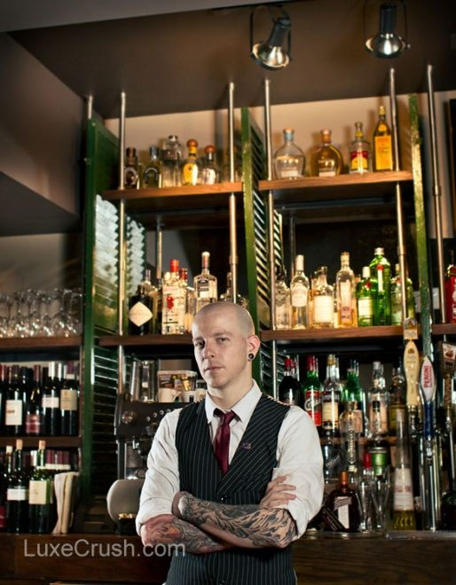 Cibo E Beve Bartender Justin Hadaway With Images Southern