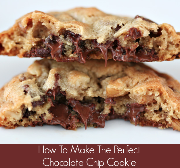 Chef Thomas Keller on how to make the best chocolate chip cookie