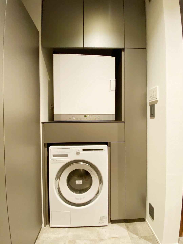 入居後 乾太くんの使用感 乾太くん 狭い浴室 洗濯機と乾燥機