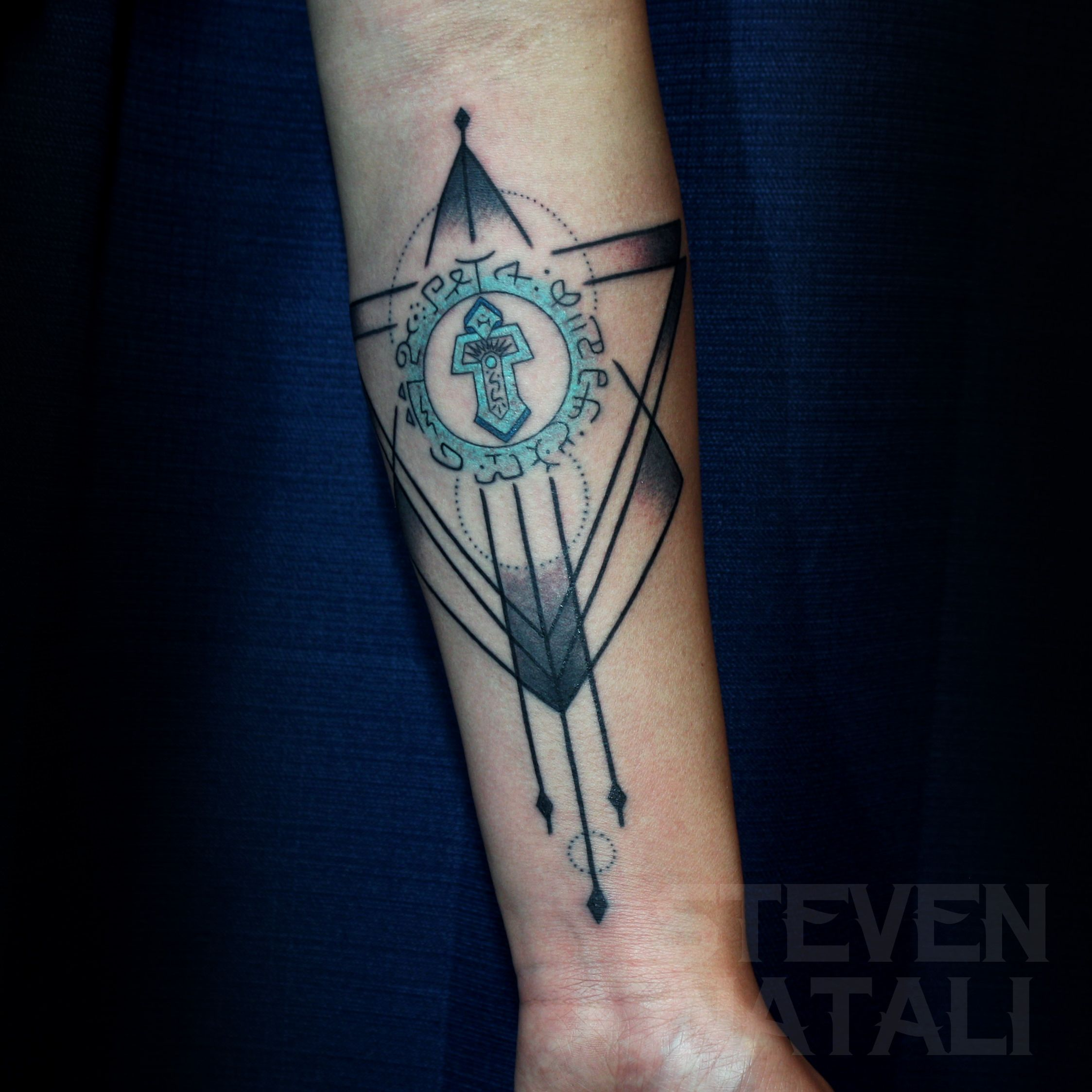 World Of Warcraft Design By Steven Natali At Sacred Soul Tattoo Seattle Wa Imgur Com Submitted By Volcom Life To R Tattoo 0 Soul Tattoo Tattoos Nerd Tattoo